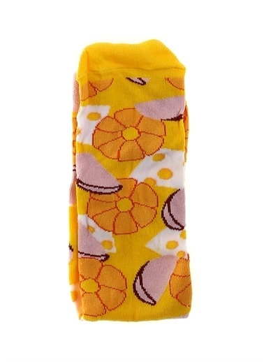 Socks+Stuff Socks&Stuff 20-212103 Sarı Erkek Çorap Sarı